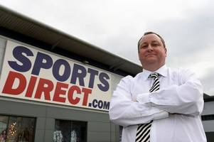 Sports Direct boss Mike Ashley says Derbyshire firm will become the `Selfridges of sport'