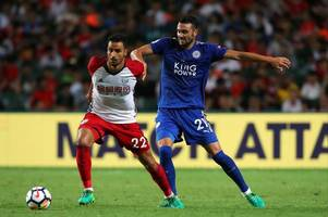 how vicente iborra will help leicester city be 'adaptable' under craig shakespeare
