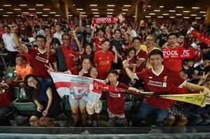 rob tanner's hong kong diary: liverpool draw the crowds at premier league asia trophy