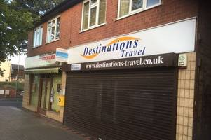 man charged with attempted robbery at travel agents in carlton