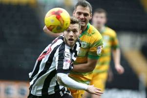 grant will return to notts county but walker will get the chance to impress with nottingham forest