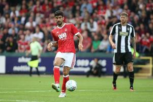 jason cummings and andreas bouchalakis impress reds fans on first starts for nottingham forest