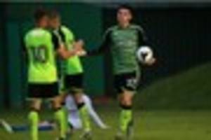 five talking points from plymouth argyle's 7-0 pre-season win...