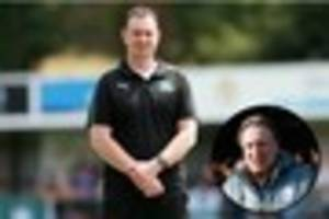 plymouth argyle manager derek adams grateful for the support of...