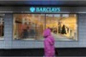 Customers fear Barclays in Newcastle will close as opening hours...