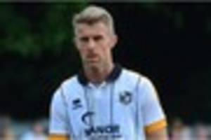 port vale boss michael brown impressed with michael tonge