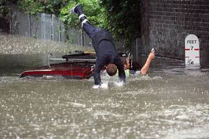 The story of Gloucestershire's floods, 10 years on