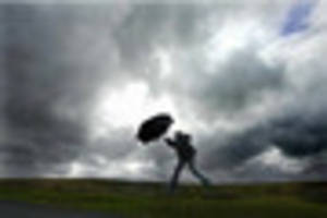 severe weather warning issued as cornwall braces itself for more...