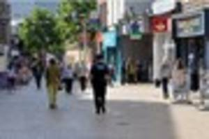 Chelmsford High Street police search after five-year-old boy goes...