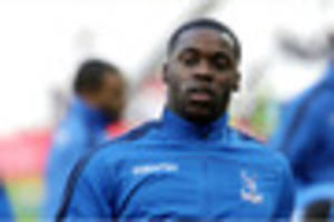 crystal palace man happy to wing it after playing in new role...