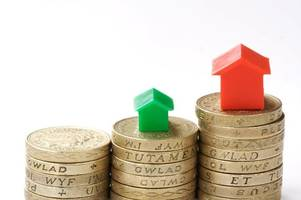 high demand for houses as east staffordshire has some of the fastest rising property prices in england