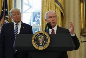 After Trump Complaints, Sessions Says He Has No Intentions of Resigning As AG
