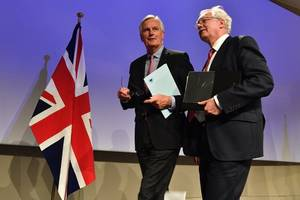 brexit talks not to yield results anytime soon: negotiators