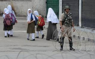 India-Pakistan : Any Army  doesn't behove Targeting schoolchildren