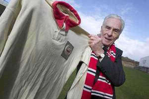 east kilbride family pay tribute to clyde star davie laing who lost long battle with dementia