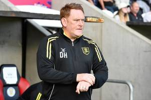 livingston boss david hopkin warns of tough challenges ahead in betfred cup