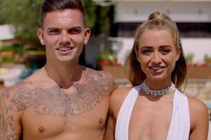 Love Island's Georgia Harrison and Sam Gowland reveal all on Montana and Alex's LOUD sex life as they're dumped