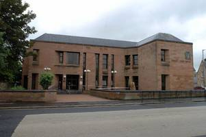 man jailed after knife attack on lover in kilmarnock house