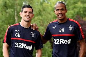 Rangers defender Bruno Alves says he would have joined Ibrox side even if they hadn't qualified for Europe