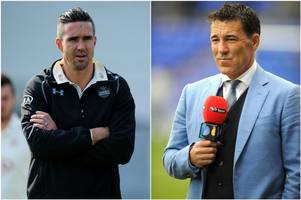 'Who is Dean Saunders?' - Bizarre poll goes viral after former Wales star's clash with Kevin Pietersen
