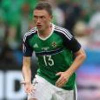 Northern Ireland midfielder Corry Evans looks to put injury troubles in the past