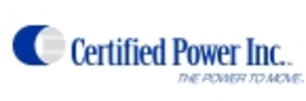 Certified Power Inc. Announces Strategic Leadership Changes