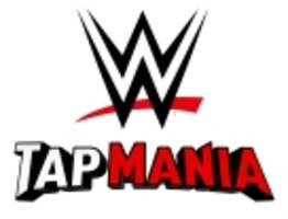 wwe® tap mania now available on mobile devices