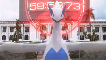 pokémon go's first legendary pokémon arrive this weekend