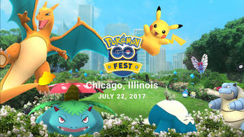 when to log on for pokémon go fest's rewards this weekend