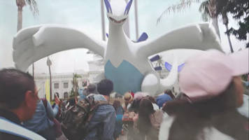 which of these will be pokémon go's first legendary pokémon?