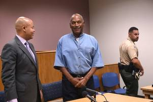 OJ Simpson to Be Freed From Prison, Explains What Happened to the Parole Board