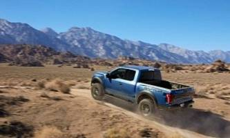 report: 2018 ford f-150 raptor getting new rear suspension and tailgate