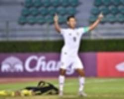 Malaysia U23 0 Thailand U23 3: Tigers brought back down to earth by commanding Elephants