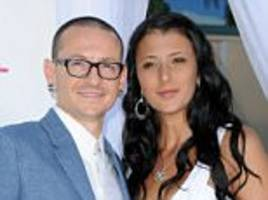 Chester Bennington's body removed from his California home