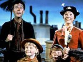 Dick Van Dyke apologises for accent in Mary Poppins