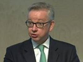 gove admits eu migrants will keep coming to the uk