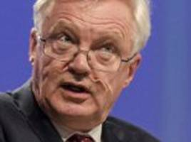 quentin letts sees david davis stall brexit negotiations