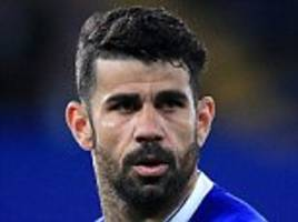 diego costa won't play for antonio conte's chelsea again