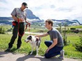 Glacier chief pulled from Facebook founder's tour of park