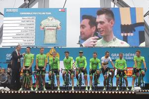 America's 'Moneyball' Tour de France team Cannondale-Drapac announces new partnership with Verizon-owned Oath — and it hopes it can now be more competitive against Chris Froome's dominant Sky team
