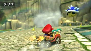 The man behind 'Mario Kart' addresses the game's divisive blue shell: 'Sometimes life isn't fair'