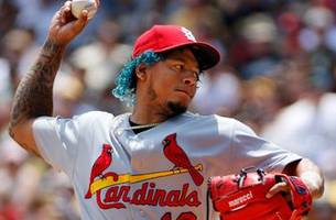 cards turn to martinez to start series right against cubs