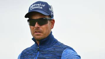 The Open 2017: Henrik Stenson's rental house is burgled during his first round
