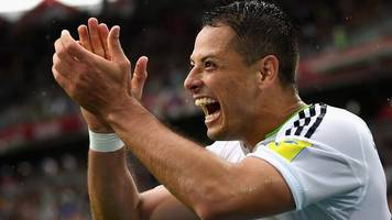javier hernandez: west ham agree £16m deal for bayer leverkusen forward
