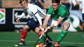 hockey world league 3: ireland defeat france in shoot-out
