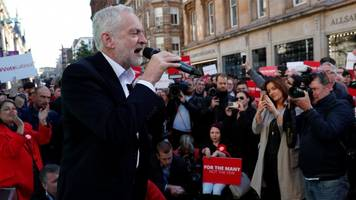 Jeremy Corbyn to tour SNP-held constituencies