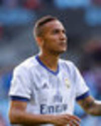 Man City optimistic they'll beat Chelsea to Real Madrid star Danilo in £26.8m swoop
