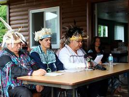 dispute over burtch lands continues with warning from haudenosaunee confederacy