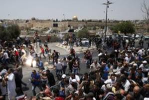 Israel faces 'day of rage' by Palestinians in response to Temple Mount metal detectors following terror attack
