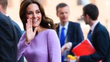 royal style: check out kate's best looks on her european tour